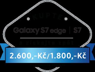 více o novince zde - Odměna za nákup Samsung Galaxy S7 nebo S7 edge - Kupte si skvělý Samsung Galaxy S7 (G930F) nebo Samsung Galaxy...