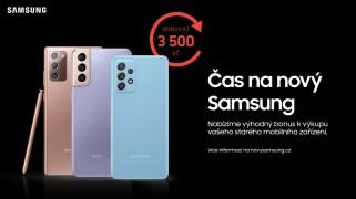 více o novince zde - Čas na nový Samsung - Kupte si nový Samsung Galaxy A52 | A52 5G nebo...