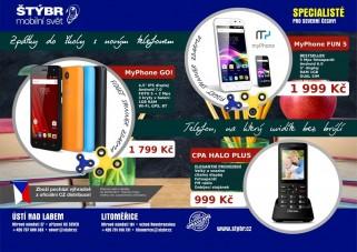 více o novince zde - Nová ZÁŘIJOVÁ nabídka - Máme pro vás telefony nejen pro vaše školáky za opravdu...