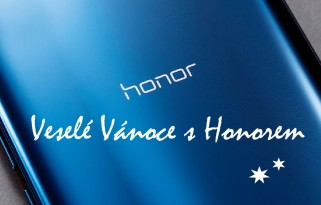více o novince zde - VESELÉ VÁNOCE PŘEJE HONOR - Smartphony Honor za ceny, které vám vyrazí dech! Tak pospěšte,...