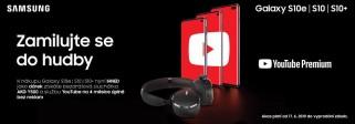 více o novince zde - Zamilujte se do hudby! - Pořiďte si na našich prodejnách telefon Samsung Galaxy z S10...