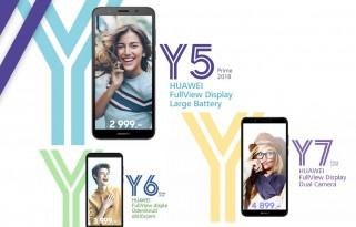 více o novince zde - Tato Huawei rodina z řady Y vás ohromí!! - Tato rodina z řady Y vás ohromí!! Přijďte se přesvědčit...